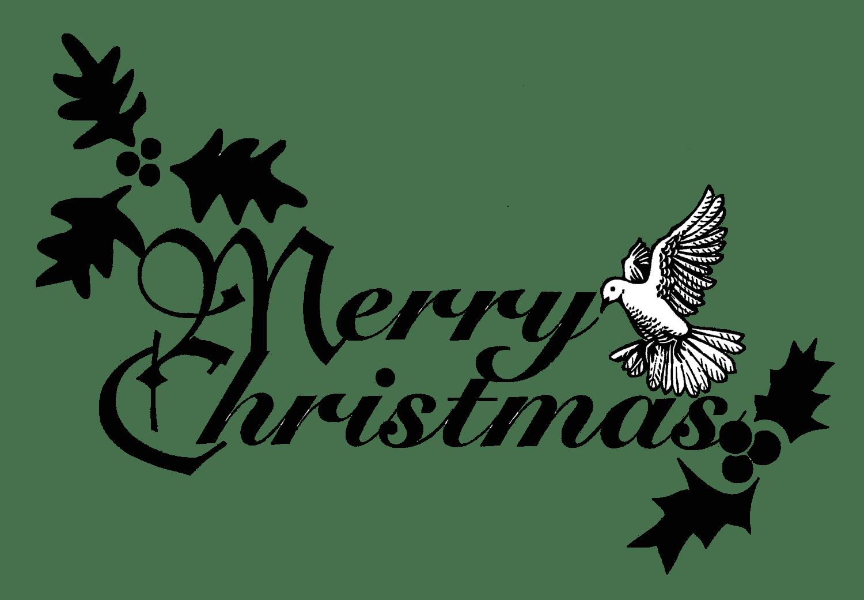 Merry Christmas Clip Art Banners Clipart Panda