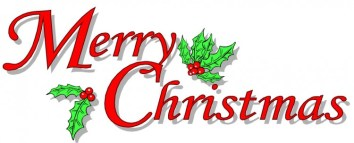 Image result for merry christmas clipart