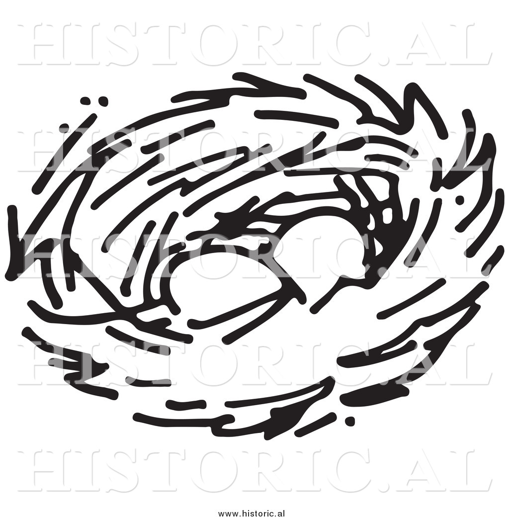 Clipart Bird Black And White Clipart Panda