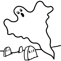 halloween clipart ghost