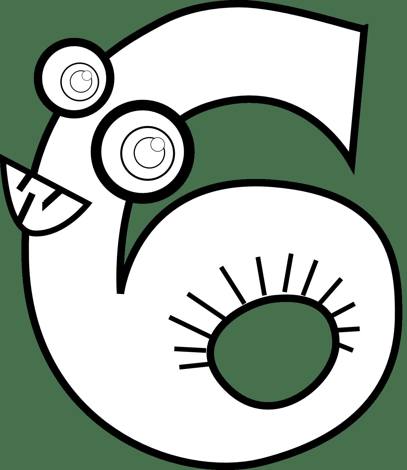 Number 5 Clip Art