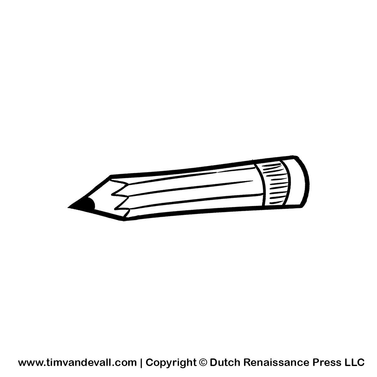 Paper And Pencil Clipart Math Clipart Panda