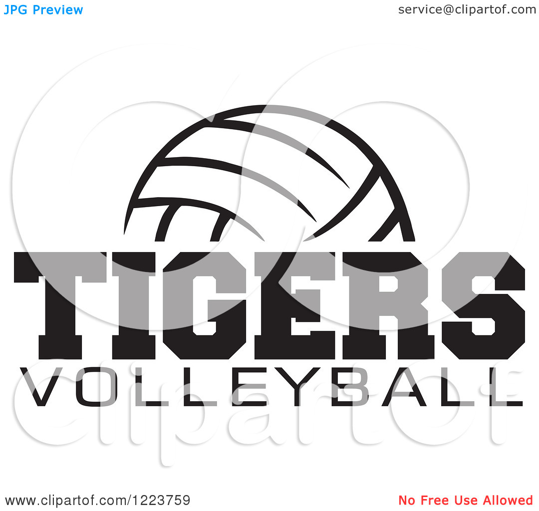 Peace Love Volleyball Clipart Panda