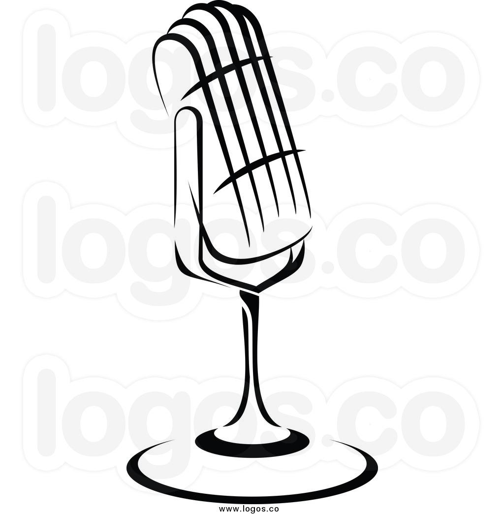 Microphone Clip Art Black And White Clipart Panda