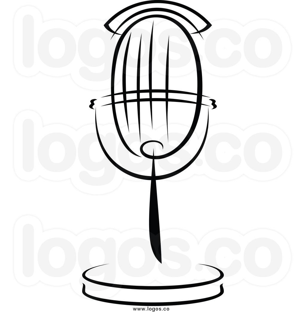 Radio Microphone Clip Art Clipart Panda