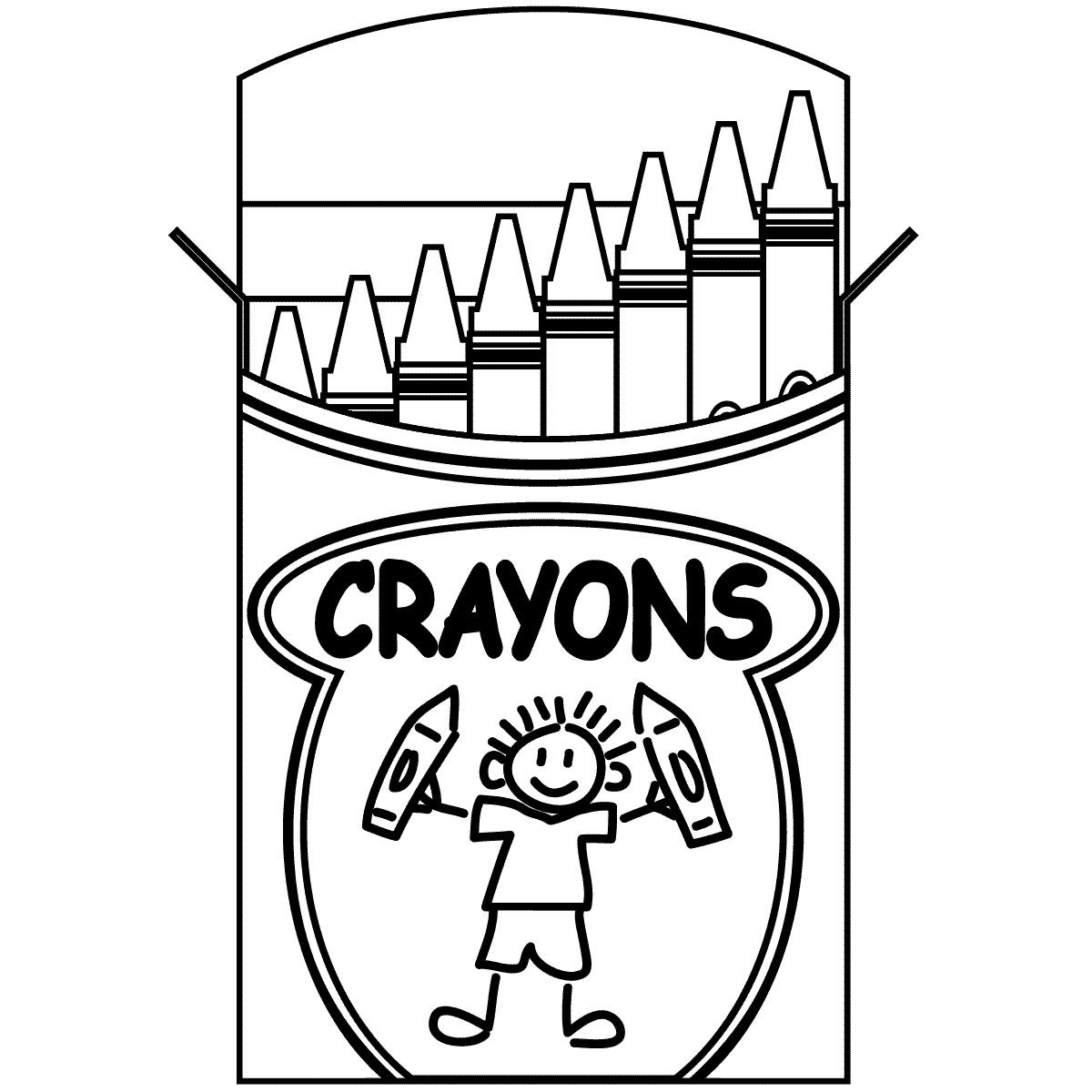 White Crayon Clip Art Clipart Panda
