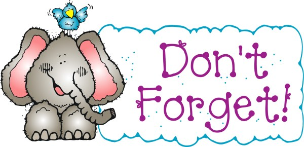 Reminder Clipart   Clipart Panda - Free Clipart Images