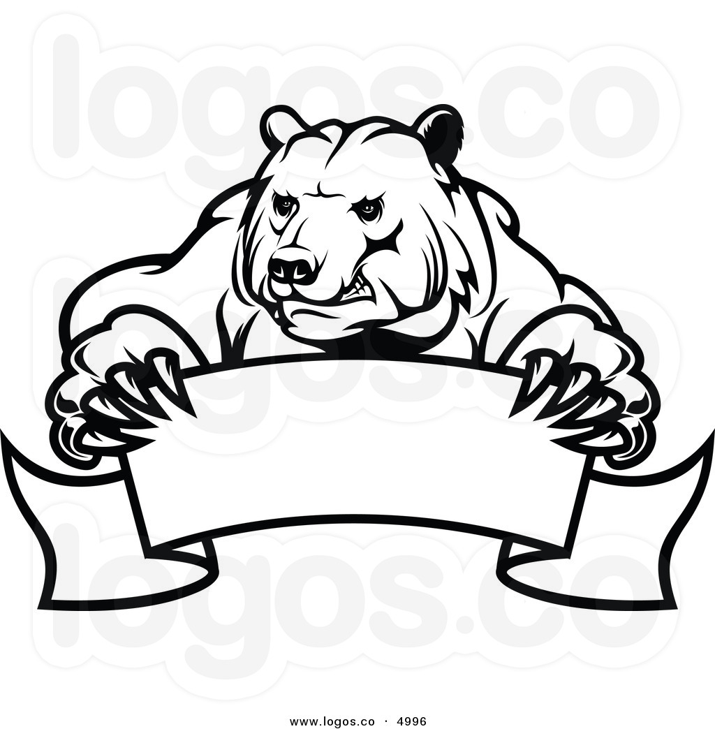 Growling Grizzly Bear Clipart Clipart Panda