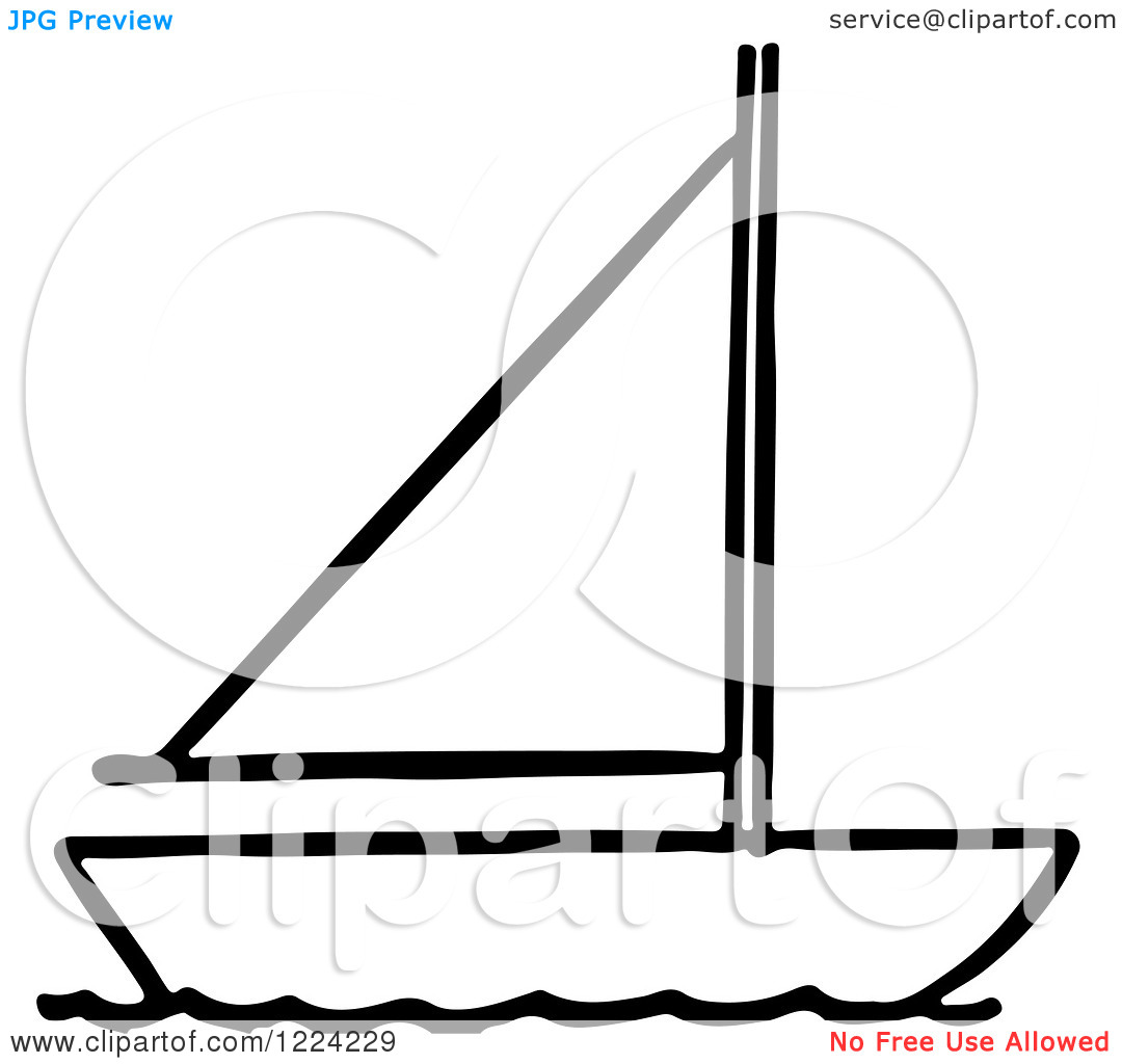 Yacht Clipart