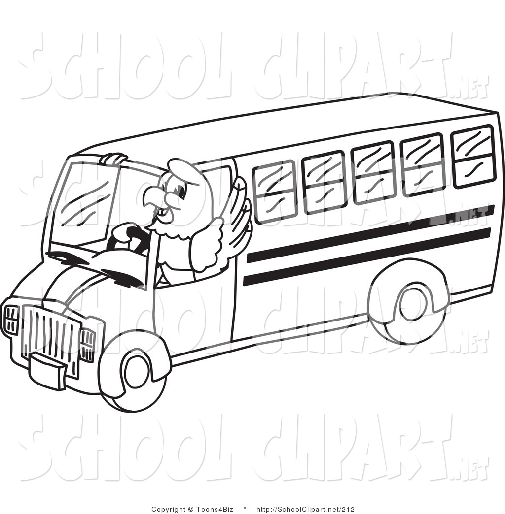 Schoolbu Clipart