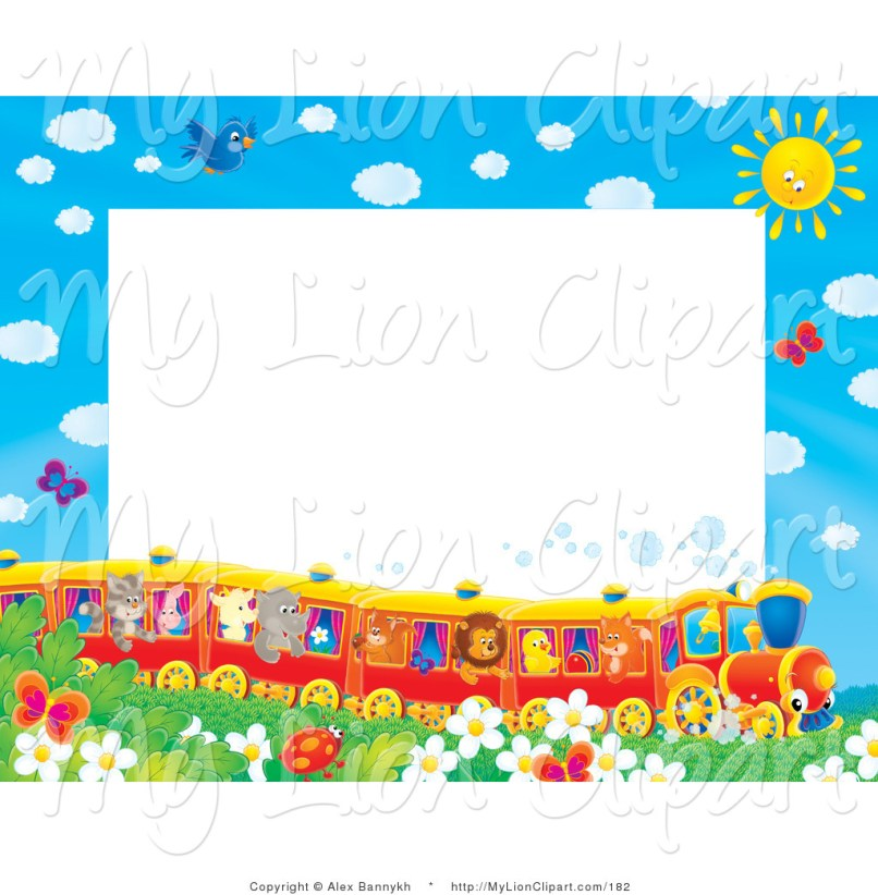 Awesome Free School Borders And Frames Elaboration - Custom Picture ...