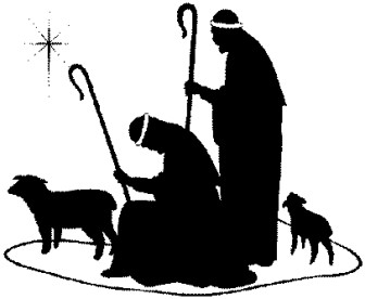 Image result for christmas shepherd