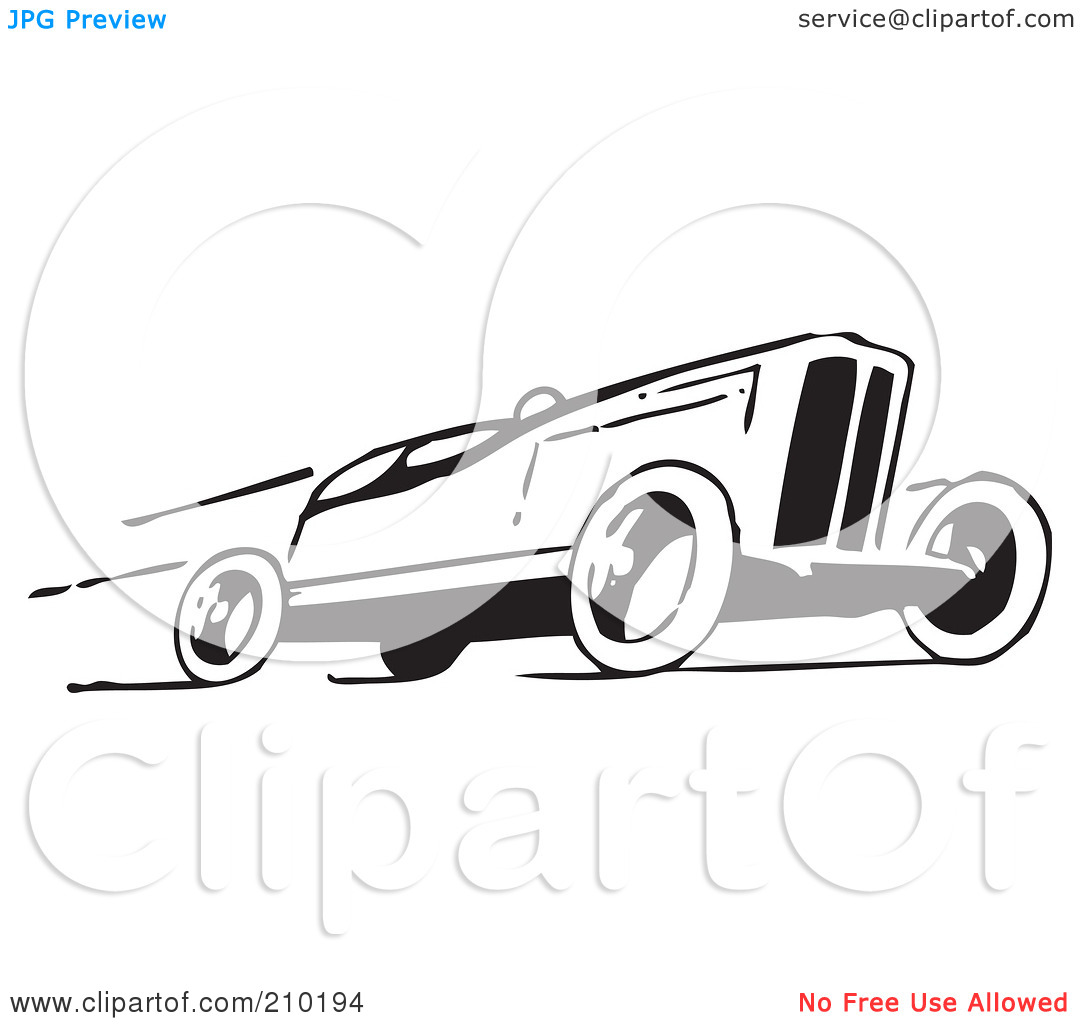 Mustang Car Clipart Black And White Clipart Panda