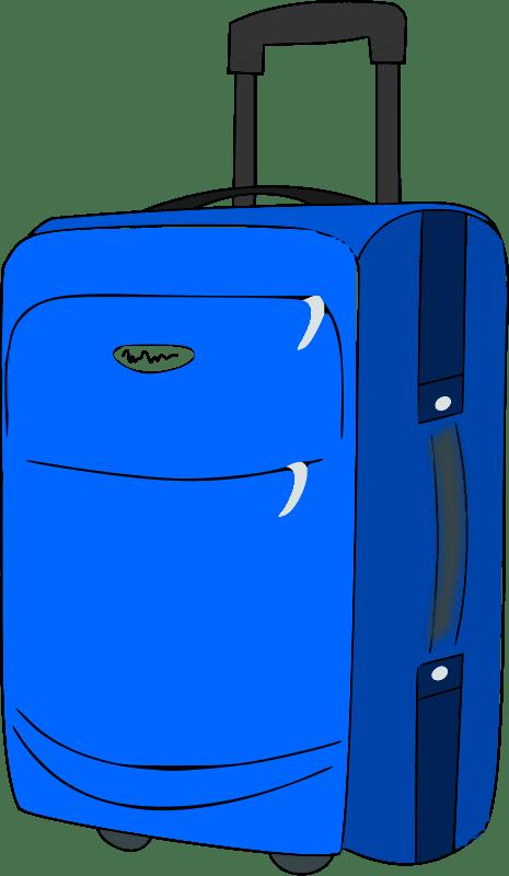 Suitcase 20clipart | Clipart Panda - Free Clipart Images