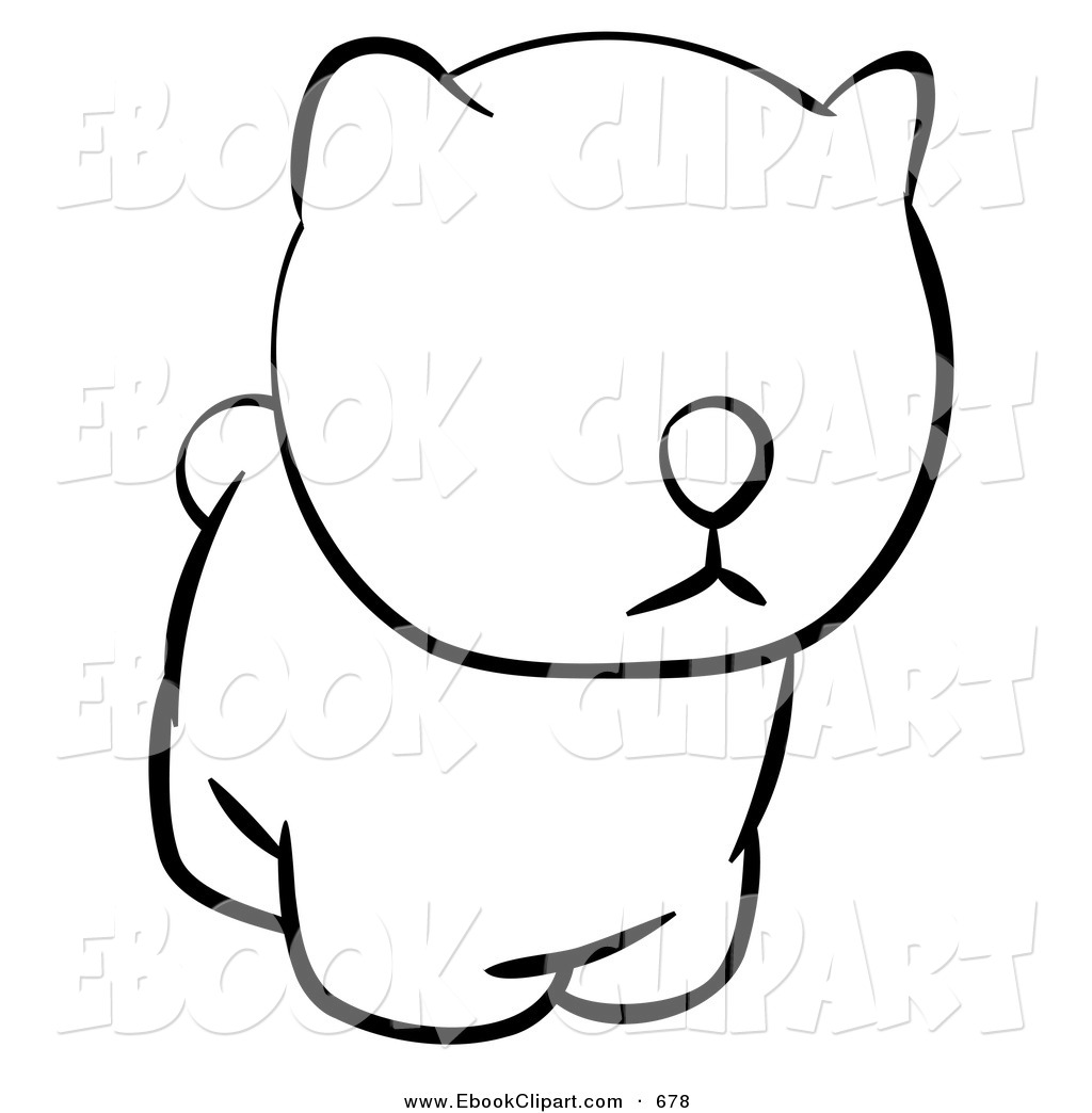 Dog Face Clip Art Black And White Clipart Panda