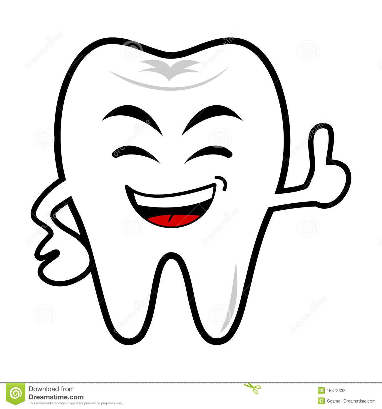 Teeth Smile Clipart Clipart Panda