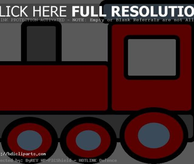 Train Car Clipart