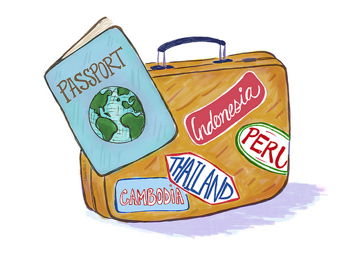 Image result for travel clip art