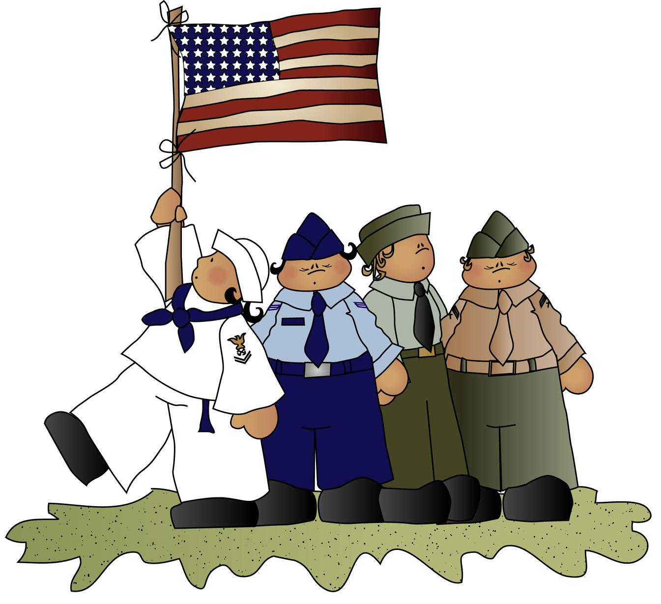 Veterans Day Clip Art For Kids Clipart Panda