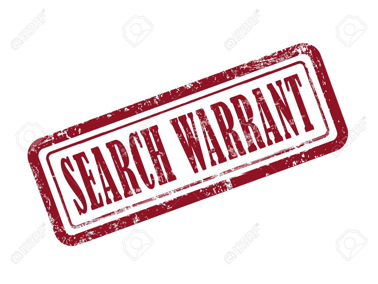 Warrant Clip Art