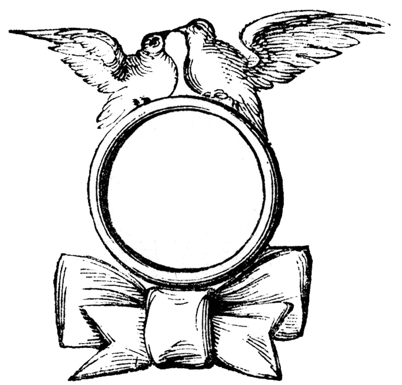 Wedding Clip Art Borders Clipart Panda