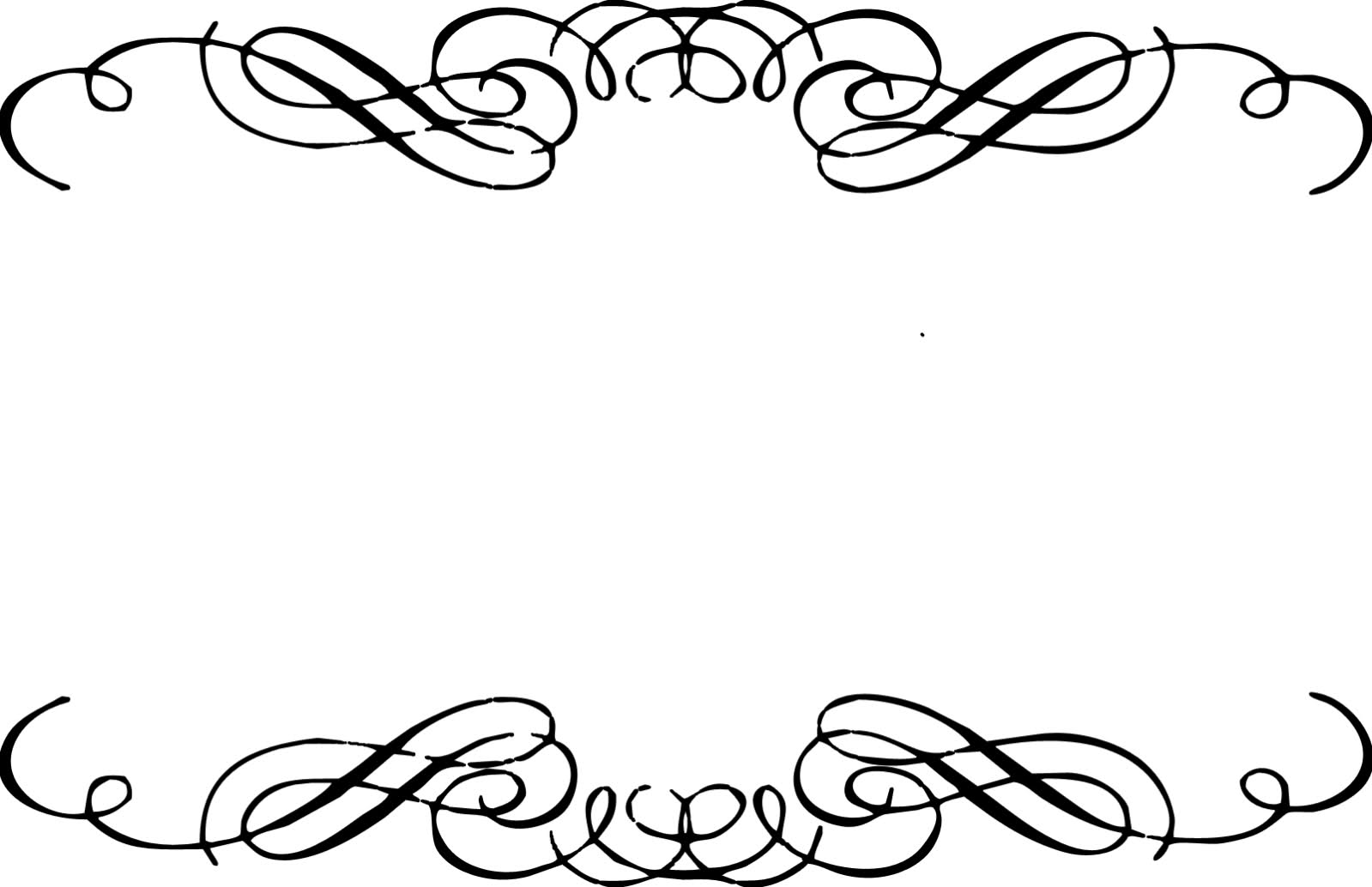 Corner Scroll Clip Art Clipart Panda