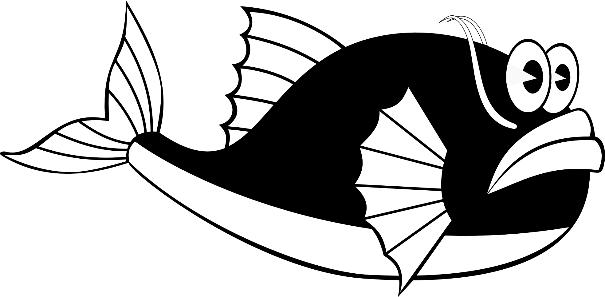 Whale Clip Art Black And White Clipart Panda