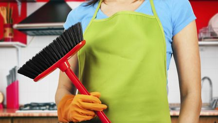 Could these simple tips help you spring-clean your finances, writes James Walker. Picture credit: PA
