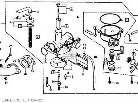 Atv Light Diagram ATV Spark Arrestor Wiring Diagram ~ Odicis