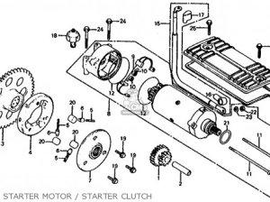 Honda Cb1000c 1000 Custom 1983 (d) Usa parts list partsmanual partsfiche