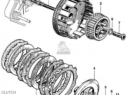 Honda Cb160 Sport Usa Parts List Partsmanual Partsfiche