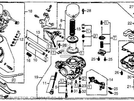 Surprising 1981 Honda Cm400 Wiring Diagram Wiring Diagram Wiring Digital Resources Millslowmaporg