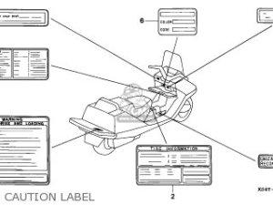 Honda Cn250 Helix 1996 (t) Italy Kph parts list