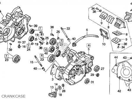 1999 Honda Foreman 450 Es Parts