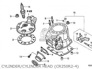 https www cmsnl com honda cr250r 2002 2 canada model2789 partslist