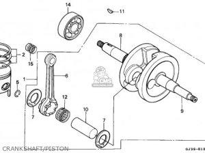 Honda Sh50 Scoopy 1993 Belgium  Cmf Kph parts list