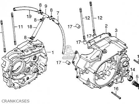 Diagram Honda Tl 125 Wiring Diagram Diagram Schematic Circuit