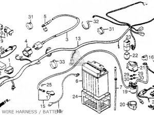 Honda Trx200 Fourtrax 200 1984 Usa Serial Numbers | Car