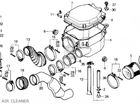Wiring Diagram Motorcycle Honda Cg 125