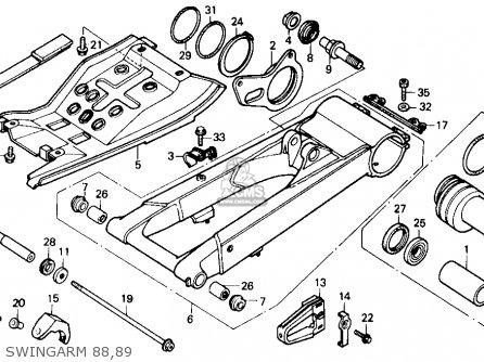 Diagram Collection Of Honda Fourtrax 250 Diagram Schematic Circuit