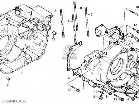 1988 honda fourtrax engine diagram  wiring diagram electron