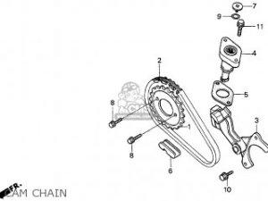 Honda Trx450es Fourtrax Foreman Es 1999 Usa parts list partsmanual partsfiche