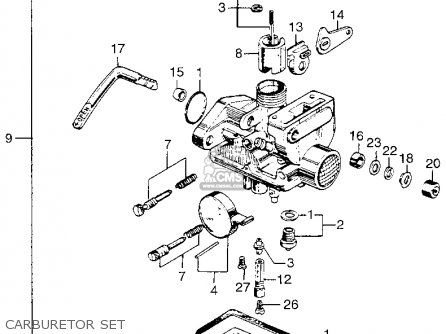 Marvelous Honda St90 Motorcycle Wiring Diagrams Contemporary ...