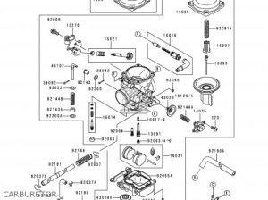 Kawasaki 1996 A2: Vn800 parts list partsmanual partsfiche