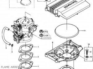 Kawasaki Js550 Carburetor  Wiring Diagram And Fuse Box