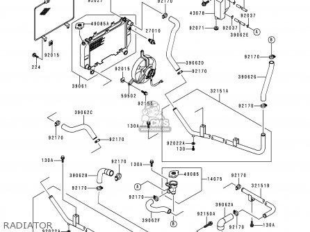 Kawasaki Kaf620 B6 Mule Usa Parts Lists And