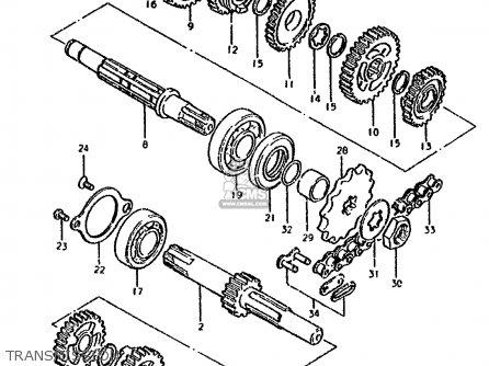 Z50 Wiring Diagram