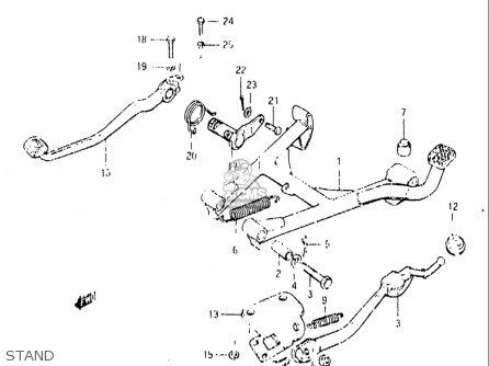 Suzuki Dr 200 Wiring Diagram