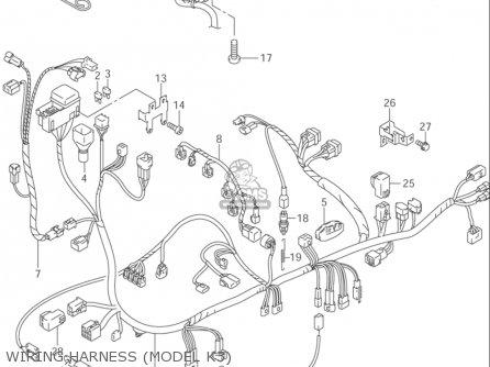 2000 Hayabusa Wiring Diagram