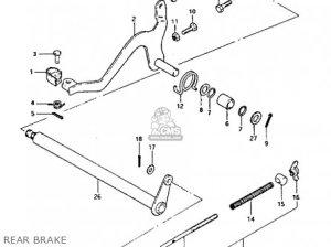 Service manual [1988 Pontiac Grand Prix Brake Replacement